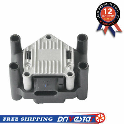 $28.63 • Buy DRIVESTAR Ignition Coil For 98-01 VW Beetle Golf Jetta L4 2L C1319 UF277