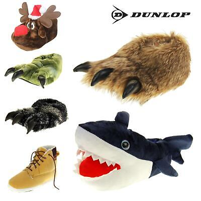 £17.95 • Buy Mens DUNLOP Novelty Claws, Work Boot, Sharks, Slippers Size 6 7 8 9 10 11 12