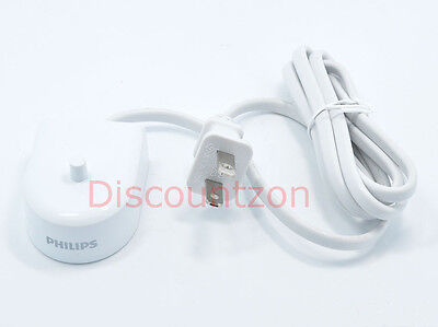 AU21.87 • Buy Philips Charger For Sonicare Flexcare Toothbrush HX6730 HX6100 AirFloss HX8154