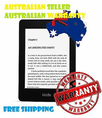 AU235 • Buy *NEW* Amazon Kindle Paperwhite WiFi 8GB E-Reader (10th Gen)  - Ships From MEL