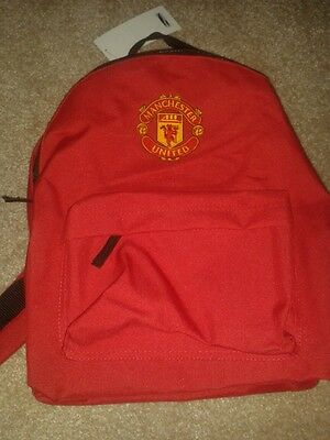 Manchester United School Bag • 15.99£