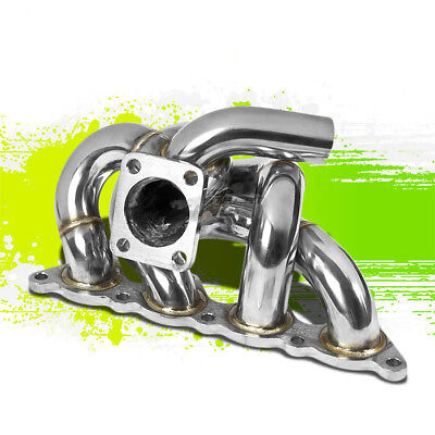 AU191.79 • Buy For 93-02 Mit Mirage/evo 4g93/swap 1.8 Racing Performance Turbo Manifold Exhaust
