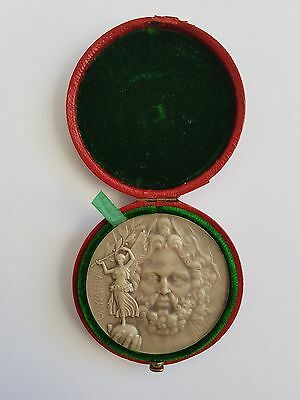 £8696.60 • Buy Official Athens 1906 Olympic Games Silver Medal Of Winners, With Original Case!!