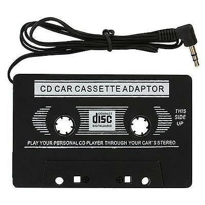 £3.30 • Buy Car Cassette Adapter AUX 3.5mm IPod MP3 Player To Tape Converter Shuffle MP4