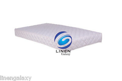 £38.99 • Buy COT BED MATTRESS BREATHABLE FOAM MATTRESS COT BED Size 160x70x7 Cm (63 X 27x3in)