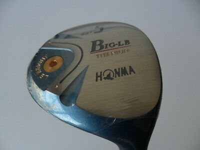 $ CDN240 • Buy HONMA® Fairway Wood: BIG-LB Titanium #5 3Star
