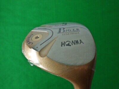 $ CDN290 • Buy HONMA® Fairway Wood: BIG-LB Titanium #5 3Star