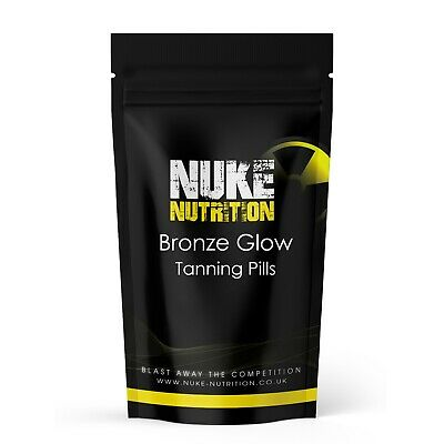 Tanning Pills / Tablets Fast Beautiful Natural Bronze Skin Tan Without Sun • 5.29£