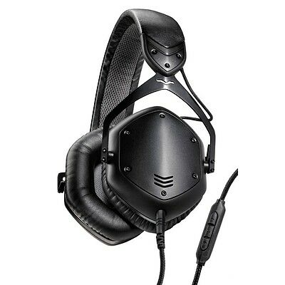 V-Moda Crossfade LP2 Over-Ear 3D Professional DJ Studio Headphones Matte Black • 149.99£