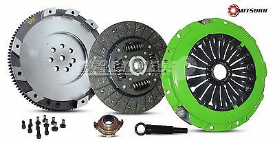 $189.38 • Buy Mitsuko Stage 1 Conversion Clutch Kit Flywheel For 03-08 Tiburon SE GT 2.7L Dohc