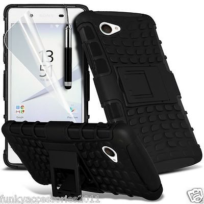 AU7.05 • Buy Shockproof Heavy Duty Protection Hard Dual Layer Phone Case+Kick Stand✔Sony