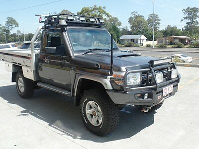 AU56990 • Buy 2012 Toyota Landcruiser VDJ79R MY10 GXL Manual 5sp M Cab Chassis