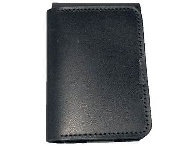 £11.99 • Buy Leather ID / Warrant Card Holder / Wallet For POLICE SECURITY OFFICER PCSO COP