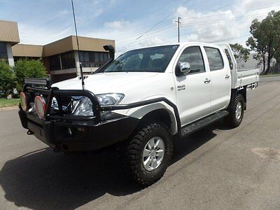 AU27990 • Buy 2008 Toyota Hilux KUN26R MY09 SR5 Manual 5sp M Utility