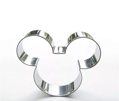 £7.45 • Buy 3.5 Inches Mickey Mouse Cookie Cutter For Pastry, Fondant, Gumpaste, DIY