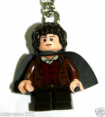 Lego Lord Of The Rings 9470 Frodo Key Ring/Key Chain NEW • 15.95£