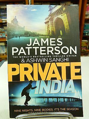 AU8 • Buy Private India By James Patterson, Ashwin Sanghi (Paperback, 2015)