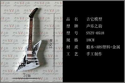 $ CDN16.01 • Buy 1/6 Scale Toy White Electric Guitar With Case & Stand For 12  Action Figure