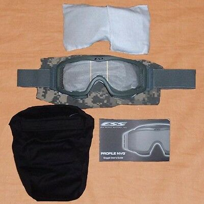 £64.99 • Buy UCP US Army ESS Profile NVG Ballistic Eye Protection Tactical Goggles