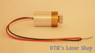 AU214.41 • Buy 20mm 1W NDG7475 520nm Laser Diode In 20mm Copper Module W/Driver & Glass Lens