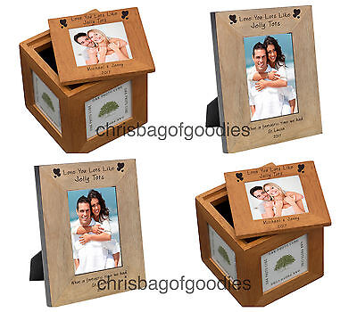 £20.50 • Buy PERSONALISED LOVE YOU LOTS LIKE JELLY TOTS Gifts Presents For Her Him Novelty I