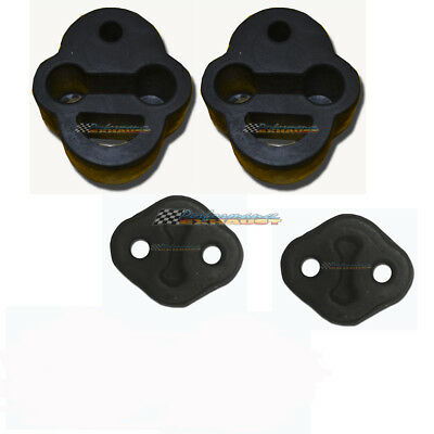 AU27 • Buy Ford Territory Sx Sy 6cyl & Turbo Exhaust Hanger Rubber Mounts Kit