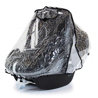 Universal Strong Raincover For The Baby Infant Car Seat Maxi Cosi Made In UK • 9.99£