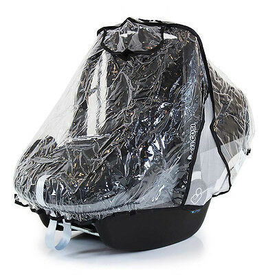 £9.99 • Buy Universal Strong Raincover For The Baby Infant Car Seat Maxi Cosi Made In UK