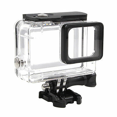 $ CDN15.66 • Buy Kit Accessories Of Waterproof Protective Cover Case For GoPro Hero 5 6 7 Camera