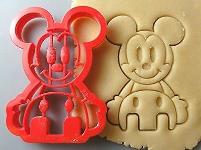 Mickey Mouse 3D Cookie Bread Toast Cutter Mold • 6.40£