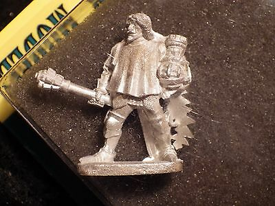 AU7.74 • Buy Grenadier FOOT KNIGHT 1418 Dungeons Dragons Miniature Metal Fighter Paladin Lot
