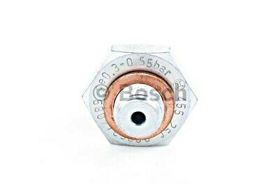 AU12.46 • Buy BOSCH Oil Pressure Switch 0986344089 Fits MERCEDES PUCH SSANGYONG Rexton 1968-