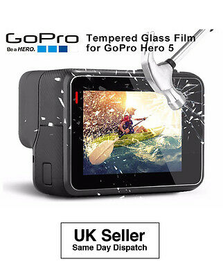 $ CDN3.96 • Buy GoPro Hero 5 6 7 8 Clear Protective Screen Protector Guard Film