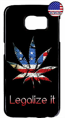 $ CDN18.43 • Buy Cool Case For Samsung Galaxy S10e S10 + S9 Plus S8 Tpu Weed Marijuana Slim Cover