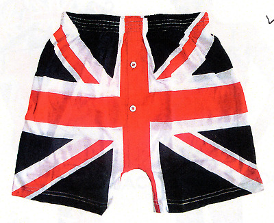 Union Jack Boxer Shorts • 6.99£