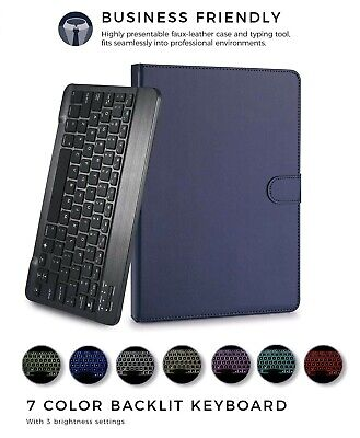 TabletHutBox Detachable Bluetooth Keyboard For Samsung Galaxy Note 10.1 Tab • 19.95£