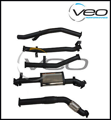 AU1100 • Buy 3  409 Ss Turbo Back Exhaust System Fits Toyota Landcruiser Vdj79 Dualcab