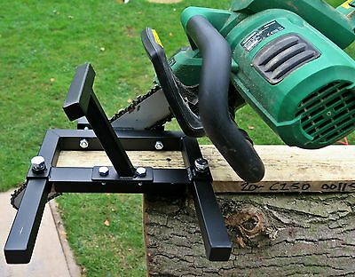 £72 • Buy Vertical Chainsaw Mill Portable Attachment Timber Planks