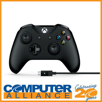 AU79 • Buy Microsoft Xbox One Controller + Cable For Windows PN 4N6-00003