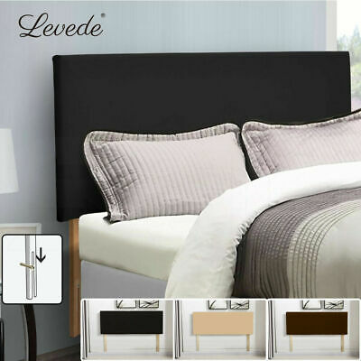 AU79.99 • Buy Levede Bed Headboard Double Queen King Single Size Bed Head Base PU Leather