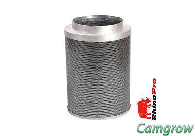 Rhino Pro Carbon Filter 6  150mm 600m3/hr Ideal For Grow Room,Tent Odour Control • 89.95£