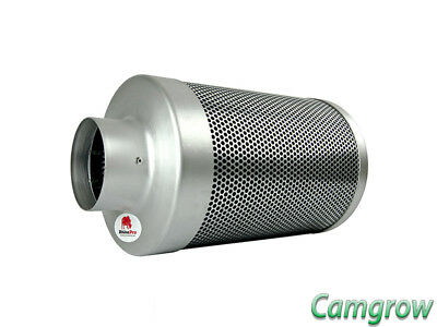 Rhino Pro Carbon Filter 4 Inch 100/300mm 350 M3/hr Grow Room/Tent Odour Control  • 49.99£