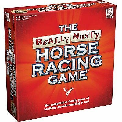 £26.15 • Buy The Really Nasty Horse Racing Game