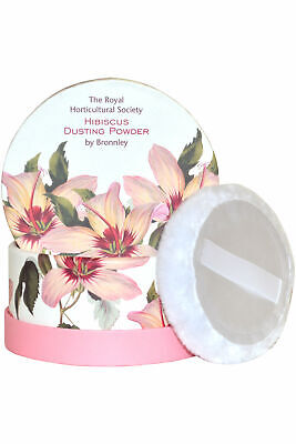 The Royal Horticultural Society Hibiscus Dusting Powder 75g • 6.99£
