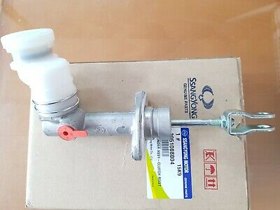 AU83.64 • Buy Genuine Clutch Master Cylinder Assy For Ssangyong REXTON +Manual TM 3051008004