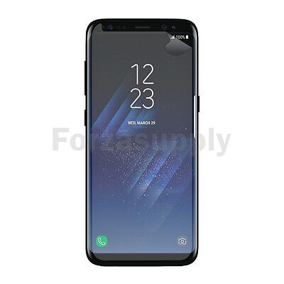 $ CDN1.45 • Buy LCD Ultra Clear HD Screen Shield Protector For Android Phone Samsung Galaxy S8