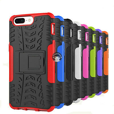 AU5.43 • Buy Shockproof Tough Armour Kickstand Phone Case Cover For OnePlus 5 5T 3 3T