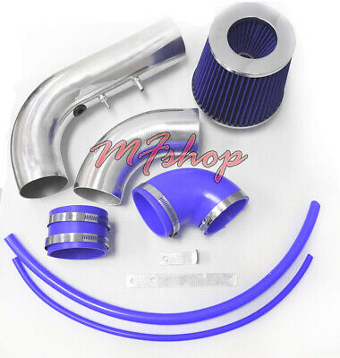 $79.99 • Buy Blue For 2PC 2002-2005 Chevy Cavalier Pontiac Sunfire 2.2L L4 Air Intake Kit