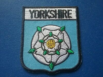 £3.49 • Buy Yorkshire Flag Patch