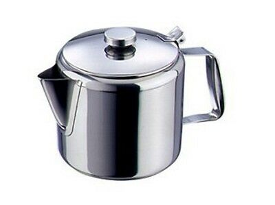 £19.95 • Buy Stainless Steel Teapot Tea Coffee Pot Avaiable 100oz 3Lt - Catering Quality